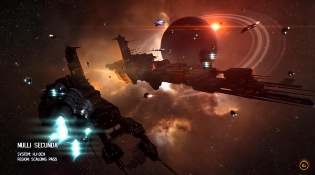 Hra Eve Online oblíbená MMO z budoucnosti