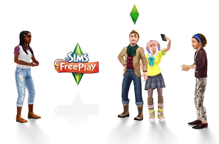 Hra The Sims průlomový simulátor života