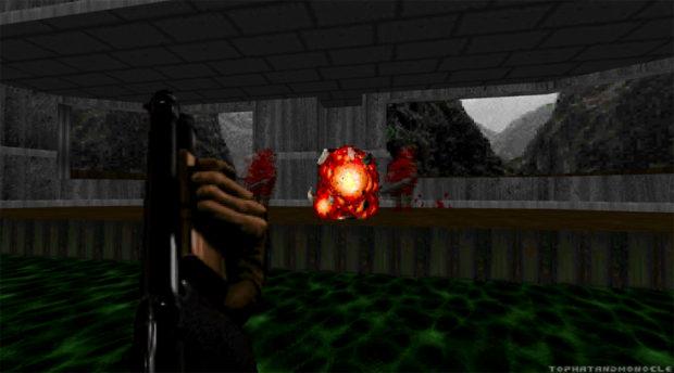 Hra DOOM I: nejkultovnější střílečka všech dob?