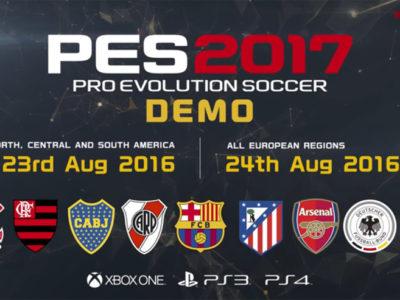 Hra Pro Evolution Soccer 2017: Největší konkurent FIFA 2017
