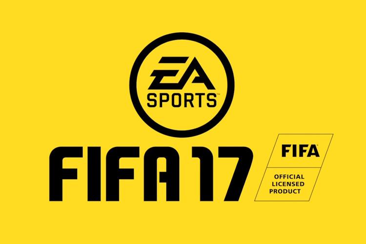 Sportovní hra Fifa 2017