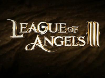 Hra League of Angels III: Zachraňte krásnou říši andělů