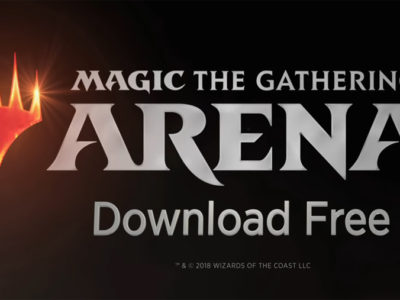 Hra Magic: The Gathering Arena – Karetní hra