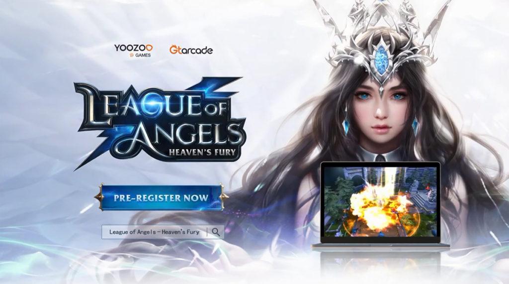 League of Angels: Heaven's Fury - akční 3D gamesa s hrdiny