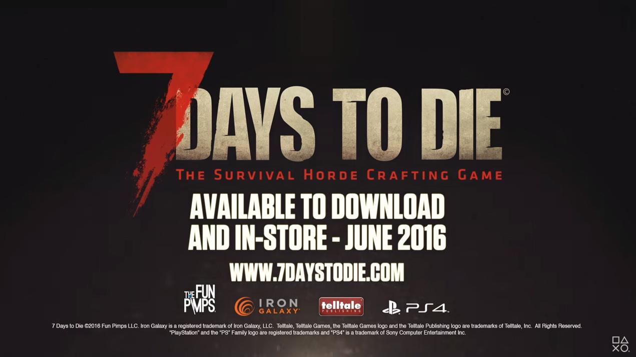 7 Days to Die - přežijte v hororovém světě