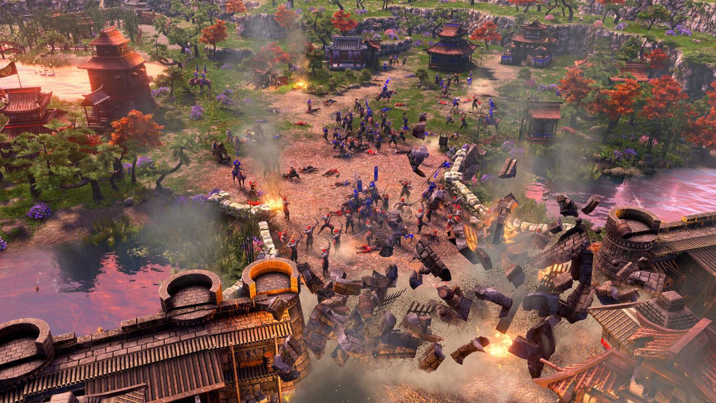 Age of Empires I - kultovní budovatelská hra