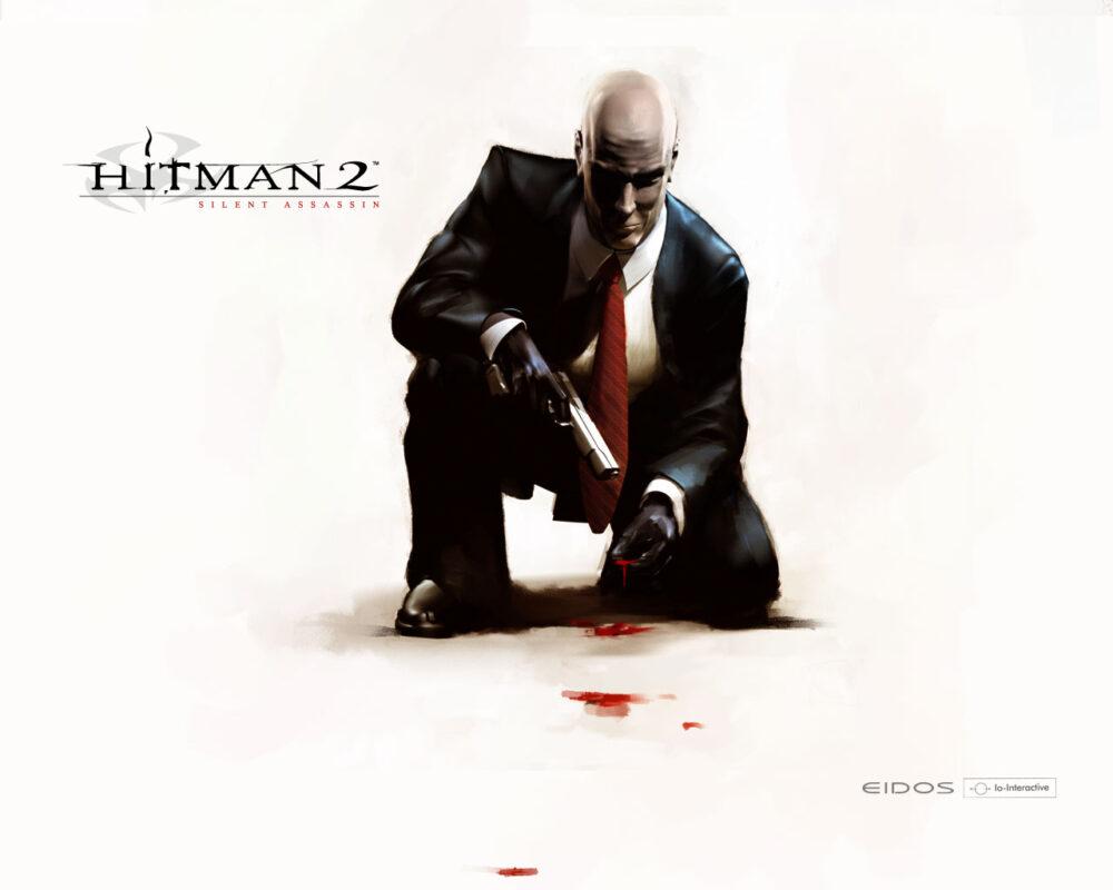 Hitman II Silent Assassin - Agent 47 přijímá objednávky