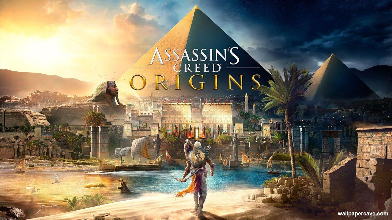Assassin´s Creed: Origins - zavítejte do antického Egypta
