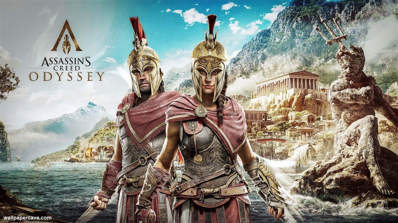 Assassins Creed Odyssey - vydejte se do antického Řecka