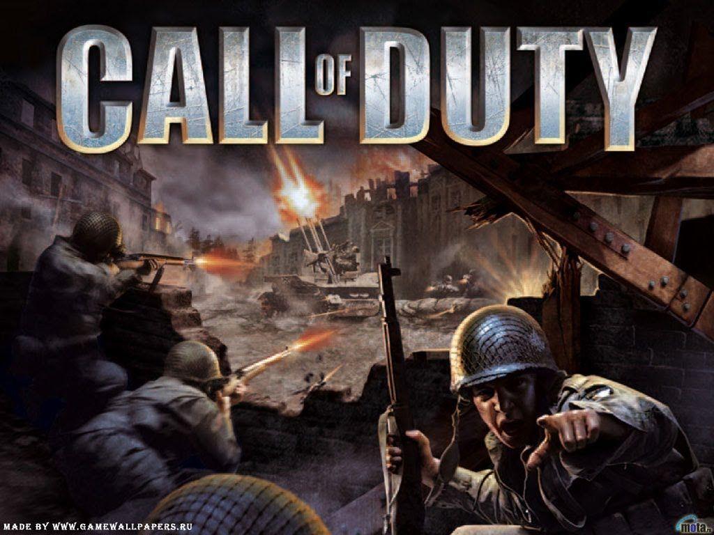 Call of Duty 1 - první díl série oblíbené válečné střílečky