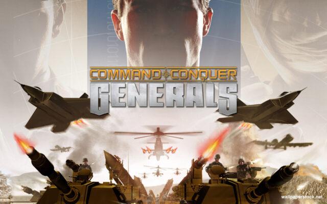 Command and Conquer: Generals - 3D akční strategie, kterou musíte vyzkoušet