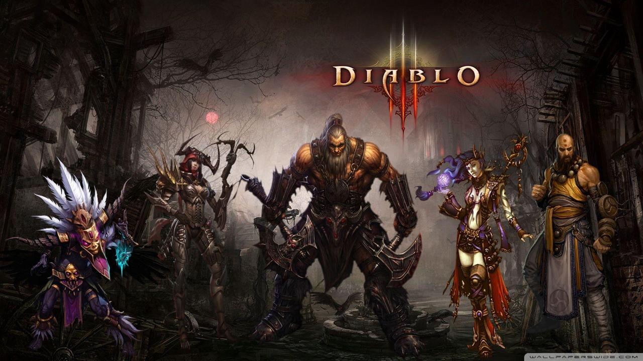 Diablo I - naprostá legenda z dílny Blizzardu