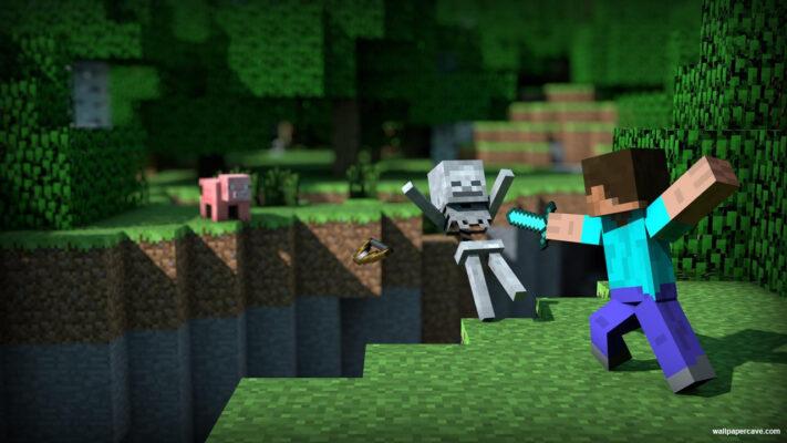 Minecraft - opravdová budovatelská kultovka