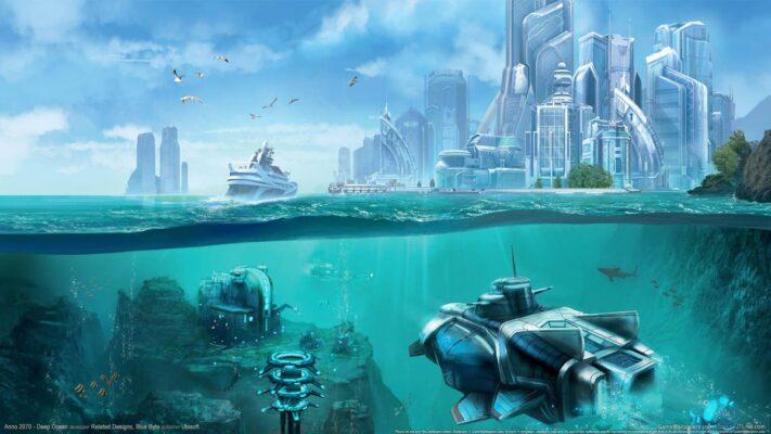 Anno 2070 - nahlédněte do ne příliš vzdálené budoucnosti