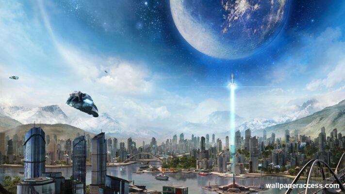 Anno 2205 - nahlédněte do vzdálené budoucnosti