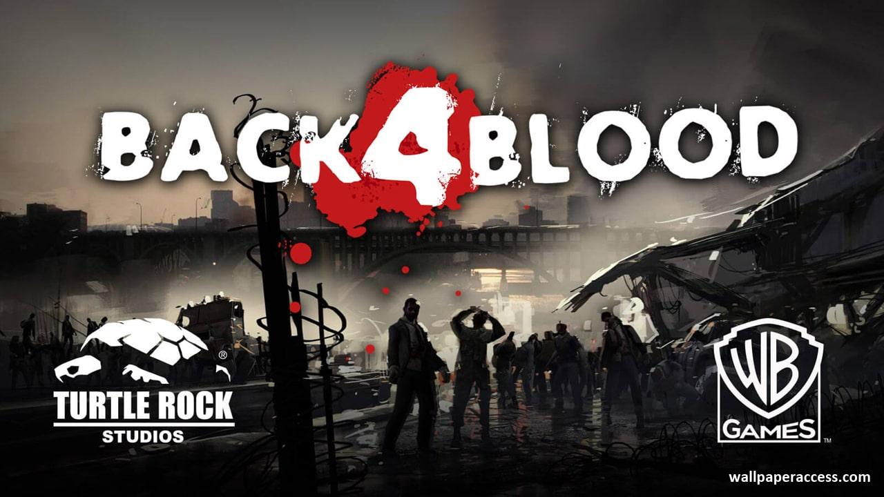 Hra Back 4 Blood - prostřílejte se do bezpečí
