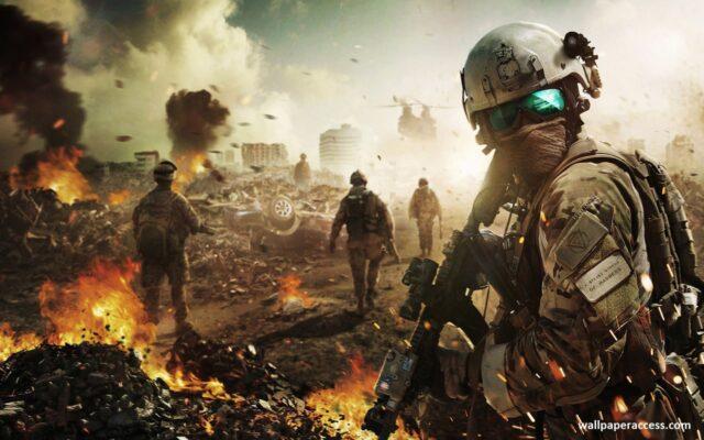 Hra Battlefield 5 - probojujte se spletitou džunglí